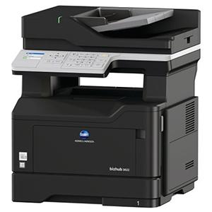 Impresoras y Multifuncionales Konica Minolta B/N